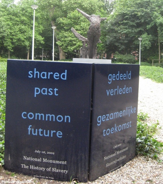 National Monument to the History of Dutch Slavery