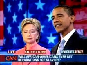 U.S. Senator Barack Obama 2007 Presidential Debate