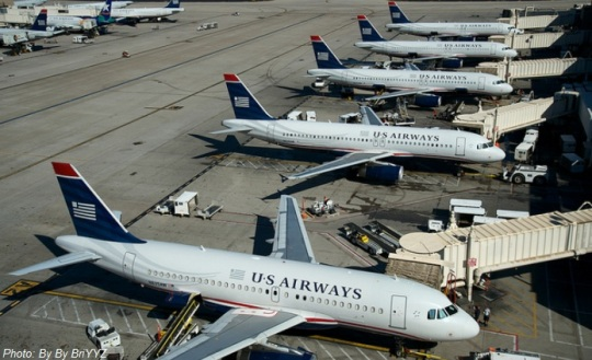 US Airways hub Phoenix