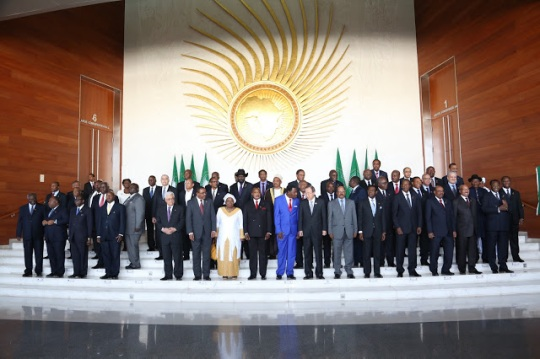 20th Ordinary Session of the African Union