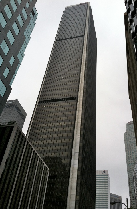 Aon Center Los Angeles