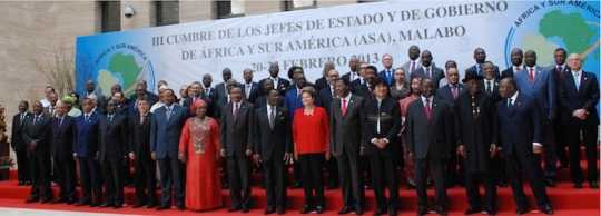 ASA Summit Malabo 2013