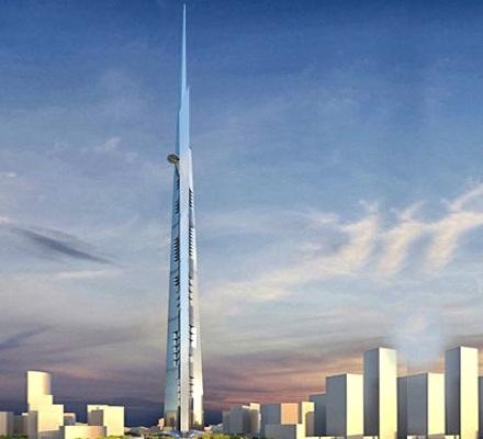 Shard team to build world's tallest building in Jeddah