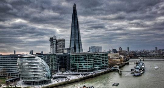 Shard in London