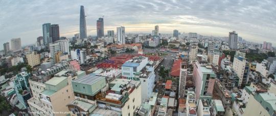 Vietnam-Ho Chi Minh City