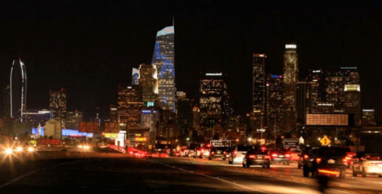 Los Angeles Tallest Building On The West Coast Will Be
