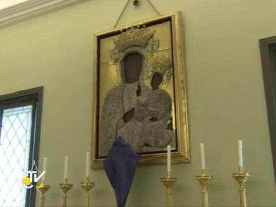Black Virgin Mary-Madonna and Black Baby Jesus