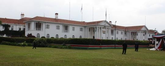 State House Nairobi