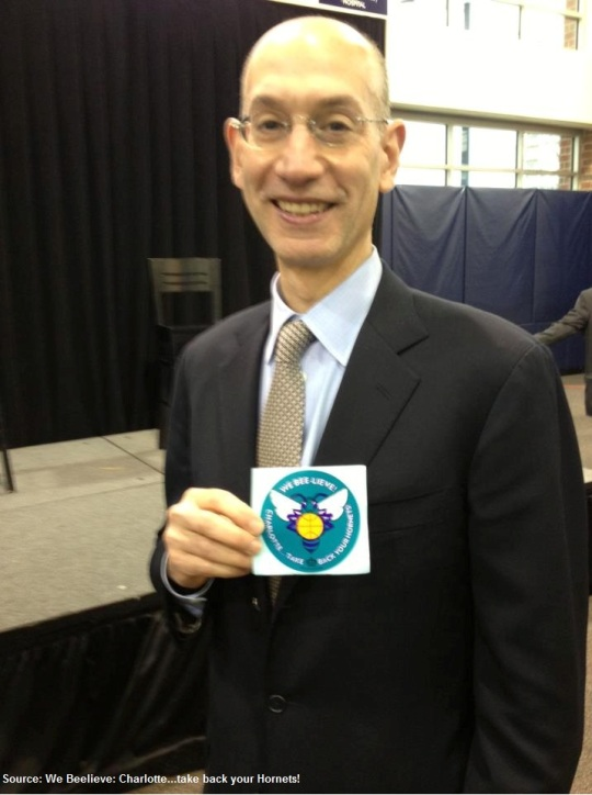 Adam Silver NBA deputy commissioner