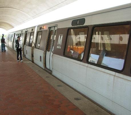 WMATA Metro Rail