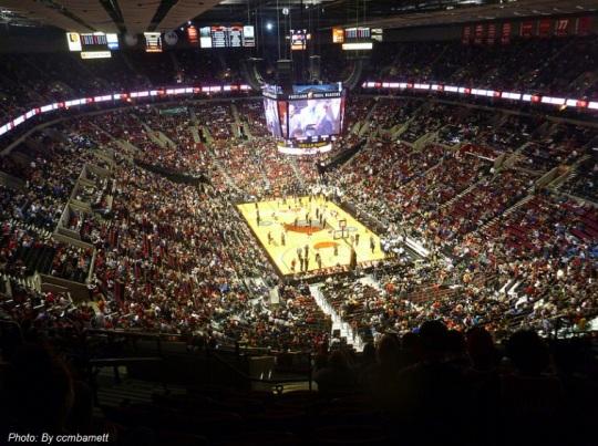 Portland Blazers and Dallas Mavericks
