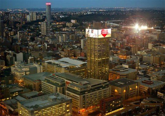 Absa Towers Johannesburg