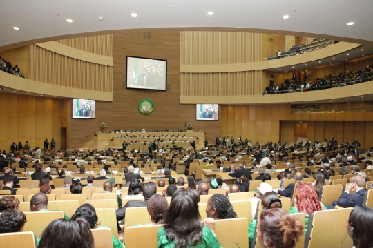 African Union 50 years