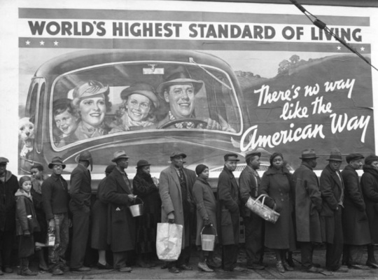 Great Depression African Americans