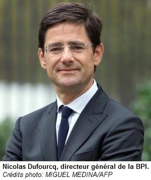 Nicolas Dufourcq