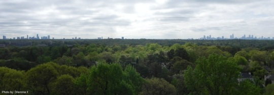 Atlanta Skyline 2013