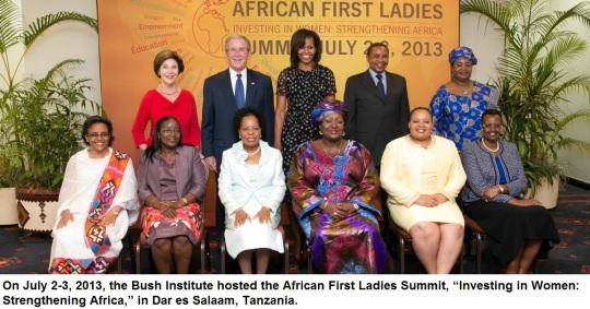 First Ladies Summit