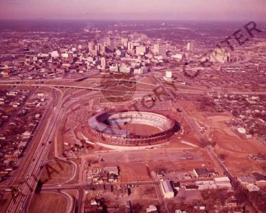 Fulton County Stadium