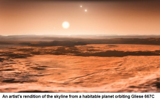 Gliese 667C