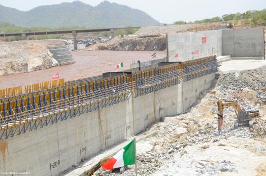 Grand Ethiopian Renaissance Dam