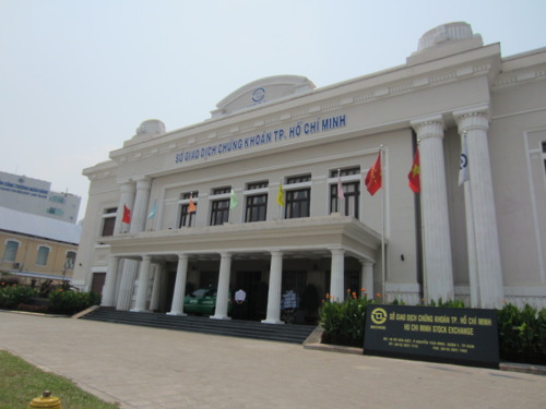 Ho Chi Minh City Stock Exchang