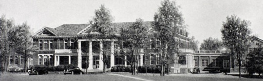 John A. Andrew Memorial Hospital Tuskegee Institute