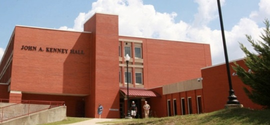 John A. Kenny Hall National Center for Bioethics in Research and Health Care at Tuskegee University