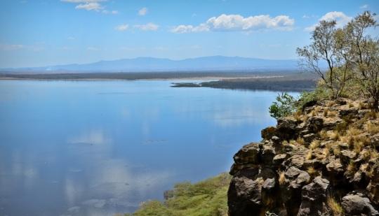 Kenya- Lake