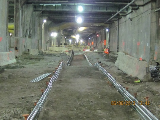 Long Island Rail Road East Side Access