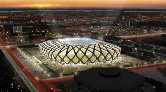 Manaus stadium