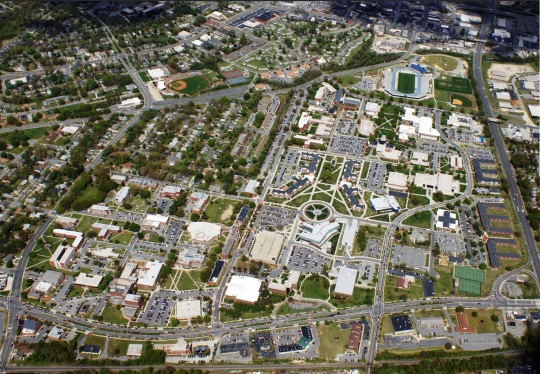 NC A&T State University Campus