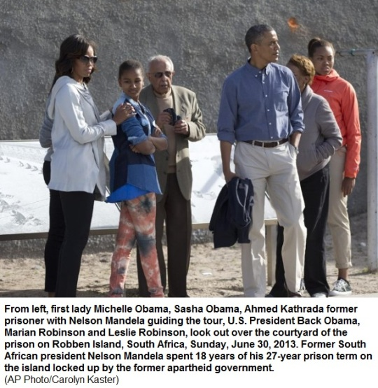 Obama South Africa 0