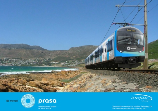 Passenger Rail Agency of South Africa