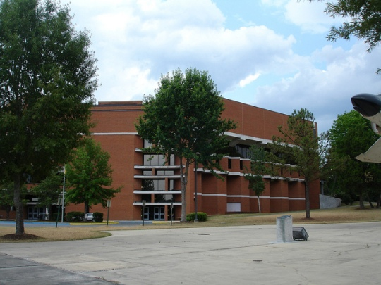 Tuskegee James Center Arena