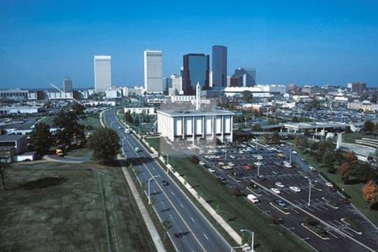 Charlotte 1980s