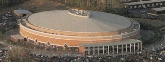 Charlotte Coliseum