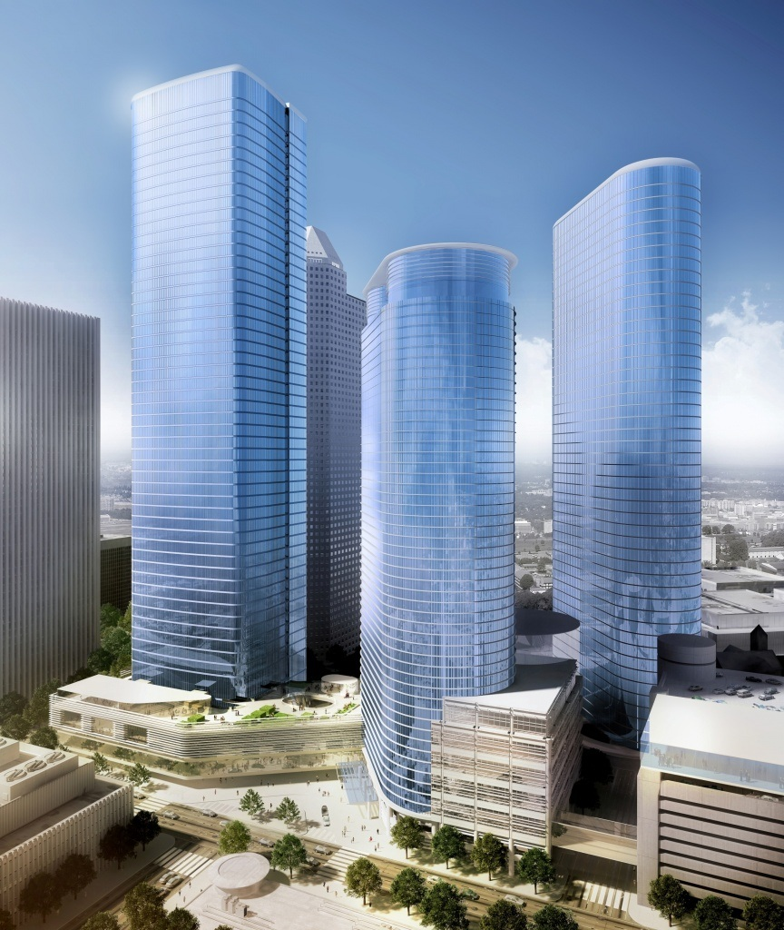 Texas Houston To Build Its First 50 Floor Skyscraper