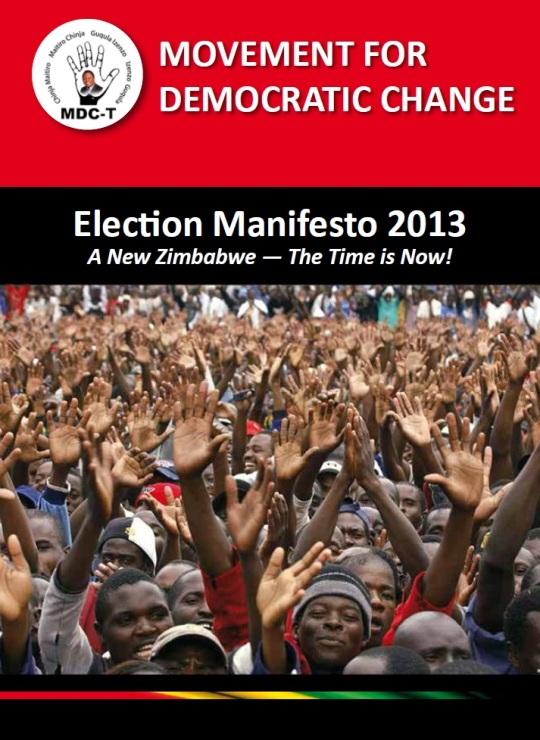 Zimbabwe Election MDC-T