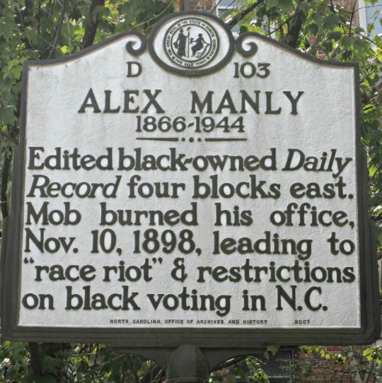 Alex Manly