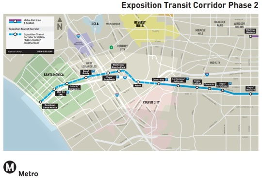 LA Metro Expo Line