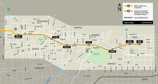 LA Metro Gold Line