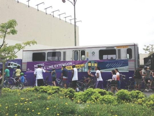 LA Purple Line