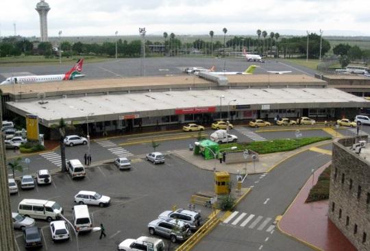 Nairobi Jomo Kenyatta International Airport Domestic Terminal