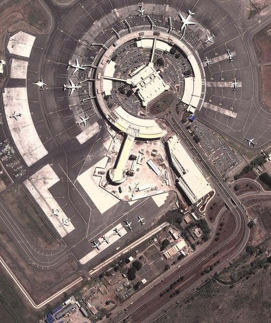 Nairobi Jomo Kenyatta International Airport expansion