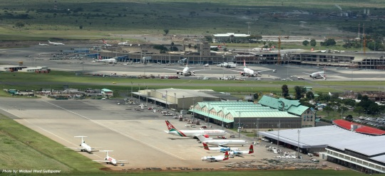 Nairobi Jomo Kenyatta International Airport expansion