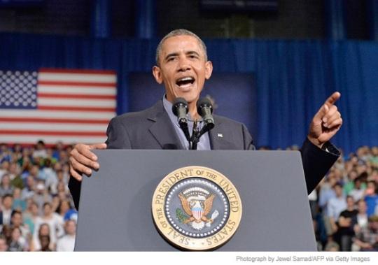 President Obama University of Buffalo