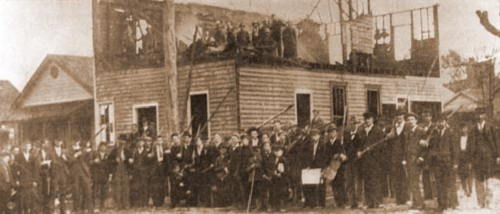 What Does Disenfranchisement Mean? Wilmington (North Carolina) Riot of 1898; read more: runningfromemptyshoes.com