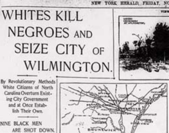 Wilmington Insurrection of 1898