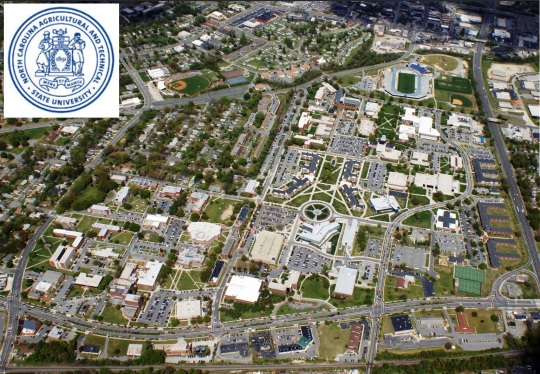 NC A&T Campus