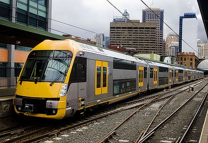 Australia Sydney Commuters To Get 1000 More Train